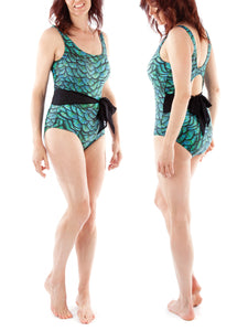 DIANE TANK SWIMSUIT - PAPER PATTERN