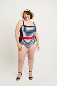 IPSWICH SWIMSUIT - PAPER PATTERN