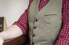 Load image into Gallery viewer, BELVEDERE WAISTCOAT - PAPER PATTERN