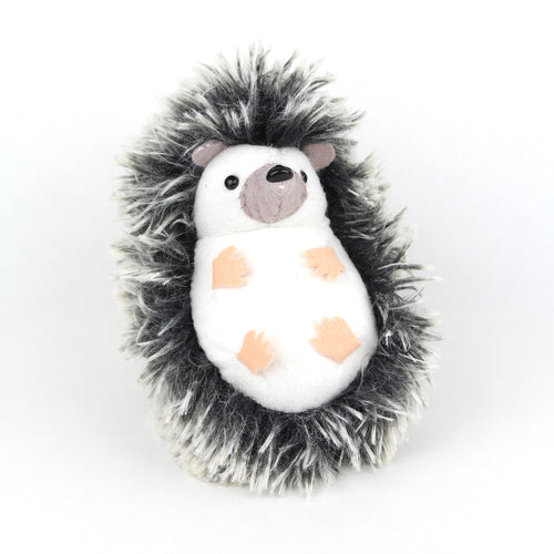 HEDGEHOG (Long Fur) - Hand Stitching Felt Kit