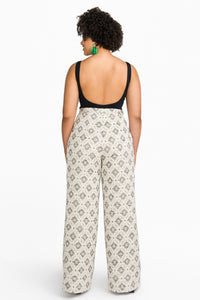 JENNY OVERALLS & TROUSERS -  PAPER PATTERN