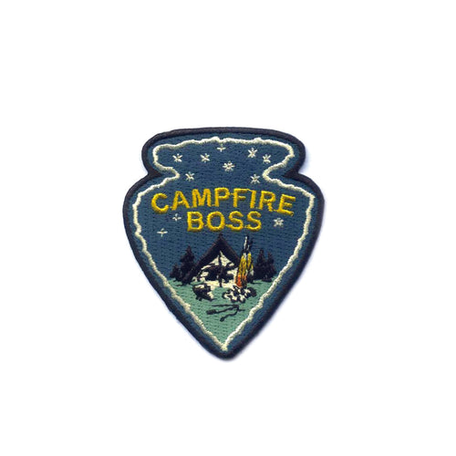 CAMPFIRE BOSS PATCH
