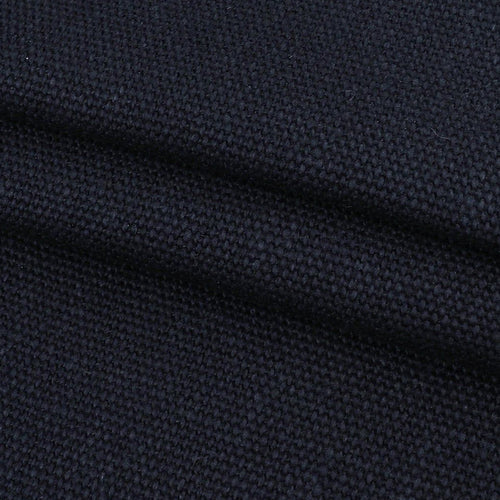 Hemp/Organic Cotton Canvas - 1/2 Meter - Navy