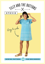 Load image into Gallery viewer, STEVIE TUNIC - PAPER PATTERN