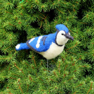 BLUE JAY NEEDLE FELTING DIY KIT