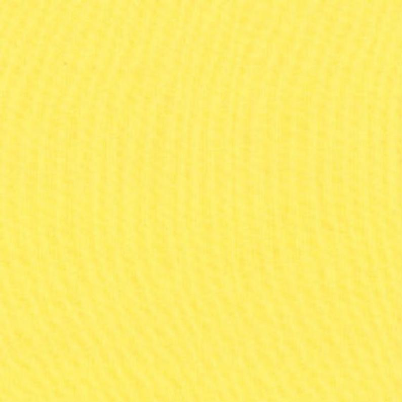 Bella Solids - 1/4 Meter - 30's Yellow