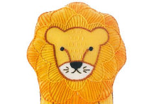 Load image into Gallery viewer, LION - EMBROIDERY KIT