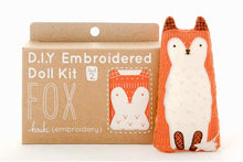 Load image into Gallery viewer, FOX - EMBROIDERY KIT