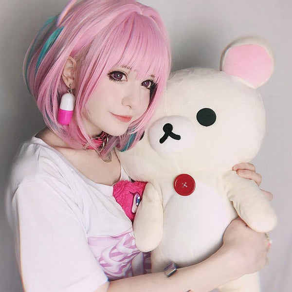 Review from Yumemi Riamu cos wig DB4581