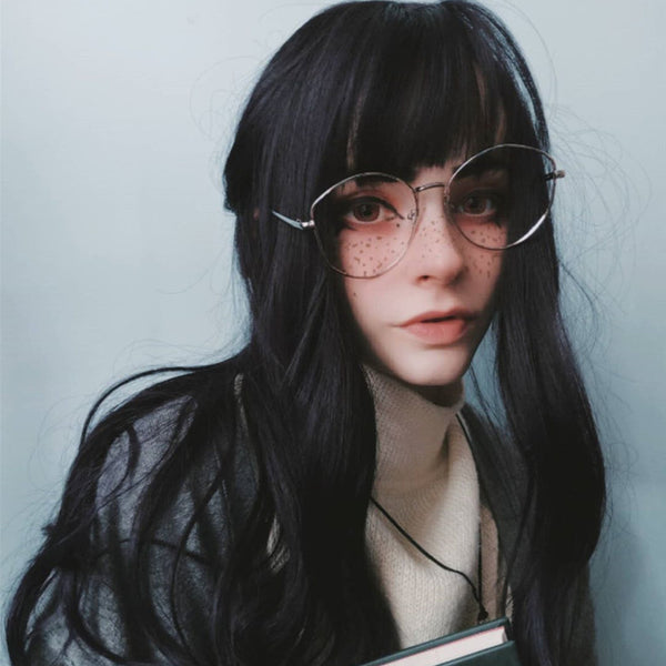 Review from Harajuku Purple Black Animal Ear Wig DB5700