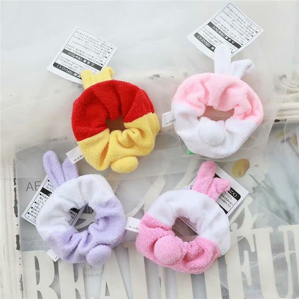 Cartoon color matching bracelet hair tie DB6340