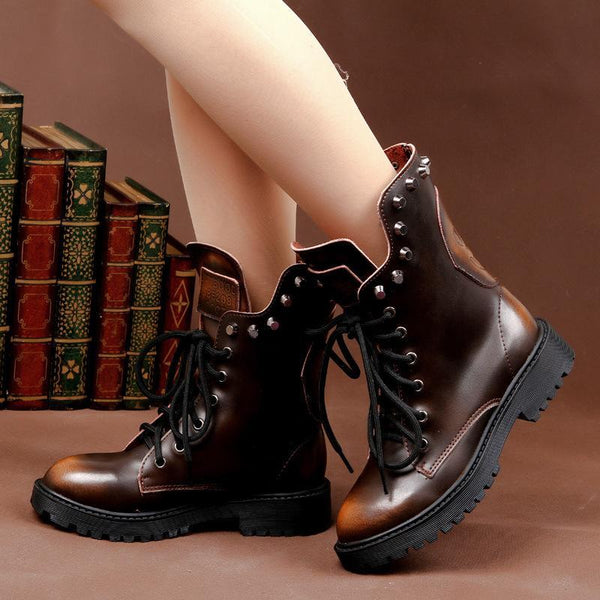 Fashion punk Martin boots DB6231