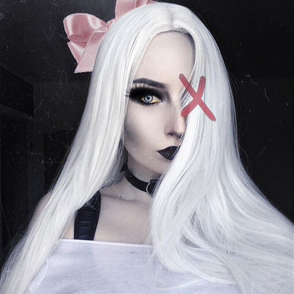 Review from White-haired witch cos wig DB4373
