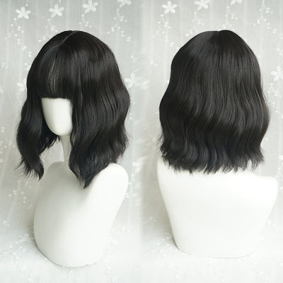 Street shot short volume wig DB4093