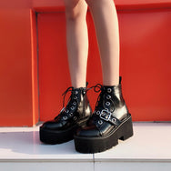 Punk rivet booties DB4053