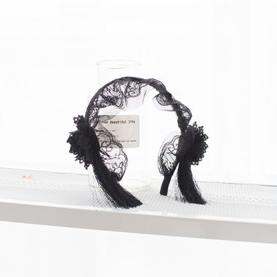 Harajuku rose headband DB4490