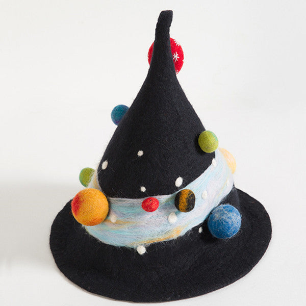 Planet Night Sky Beret DB5483