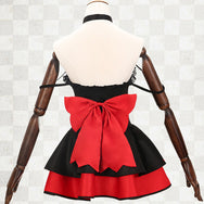 Tokisaki Kurumi cosplay cat dress set DB5109