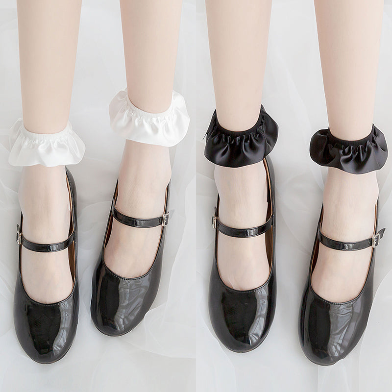LOLITA BOW SOCKS    DB5534