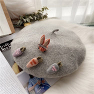 Cute bunny beret  DB6235
