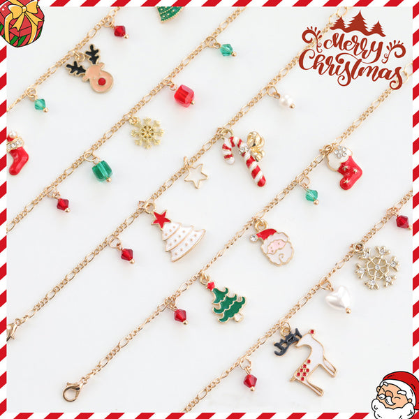 Cute Christmas bracelet DB6280