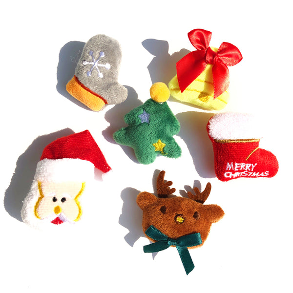 Christmas plush doll accessories DB4880