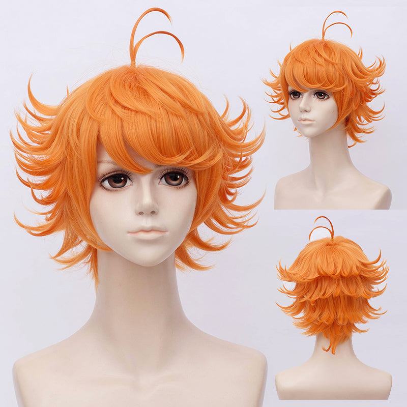 The Promised Neverland cos wig  DB4363