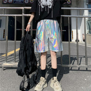 Punk reflective shorts DB5730