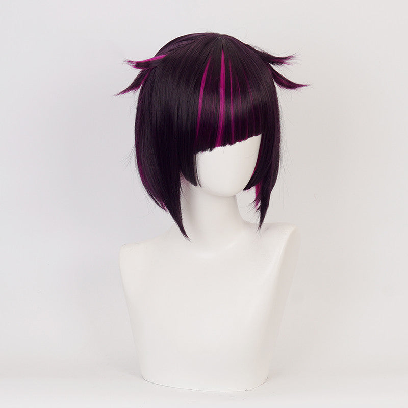 Wonderland cos lilia mixed color wig DB5725