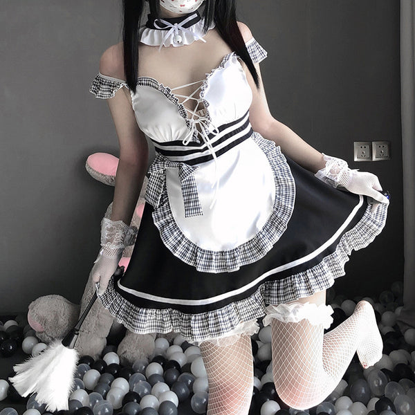 cosplay maid dress suit DB6509