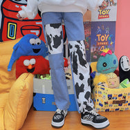 Harajuku all-match jeans DB6241