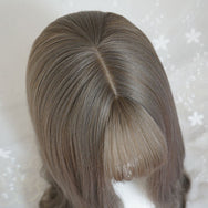 Aoki gray long wig DB4220