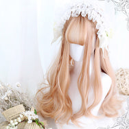 cos Diona Long Curly Hair Wig DB5030