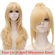 Your Lie in April Miyazono Kaori cos wig DB4385