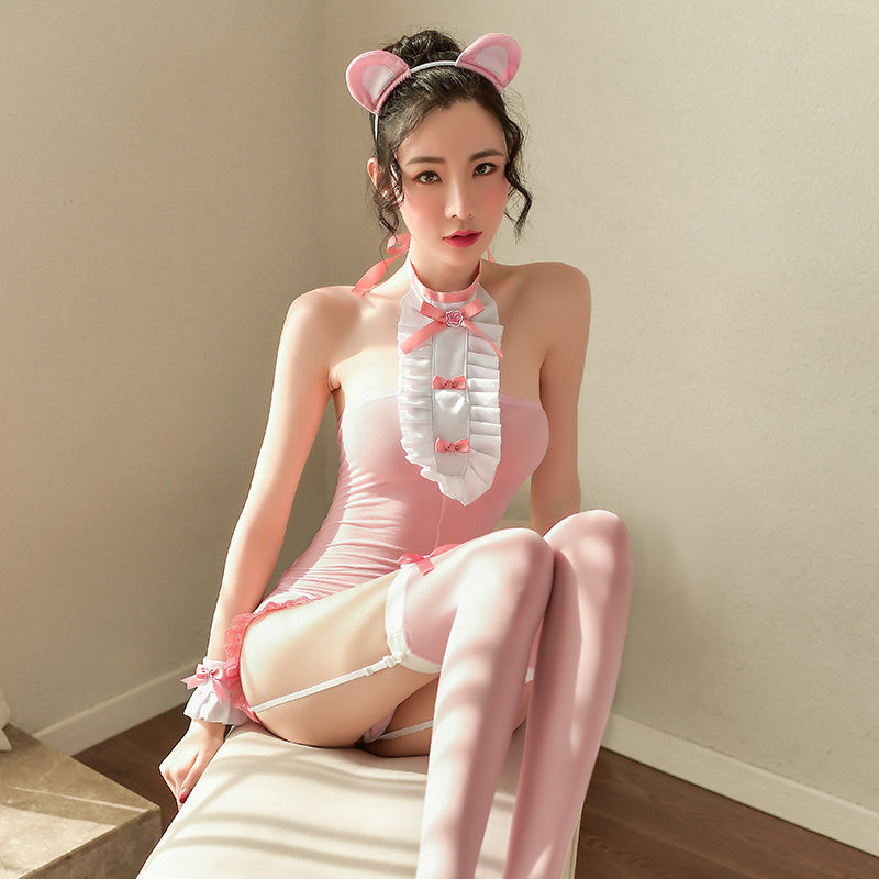 cos bear maid sexy suit DB5073