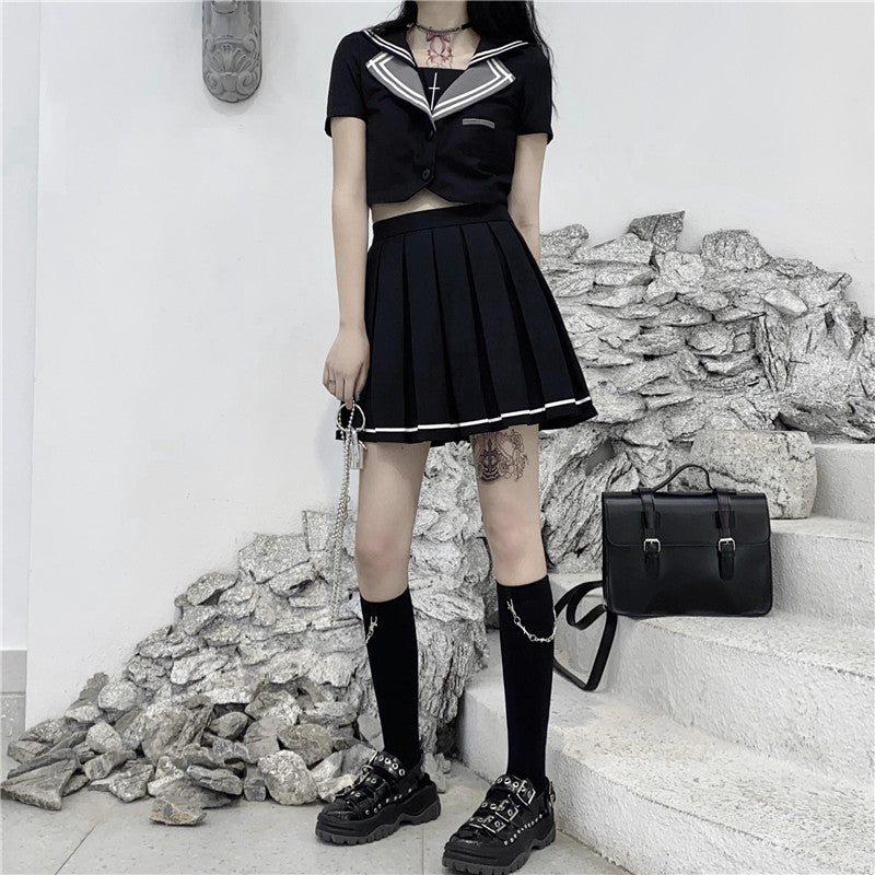Dark Academy Uniform Set DB5707
