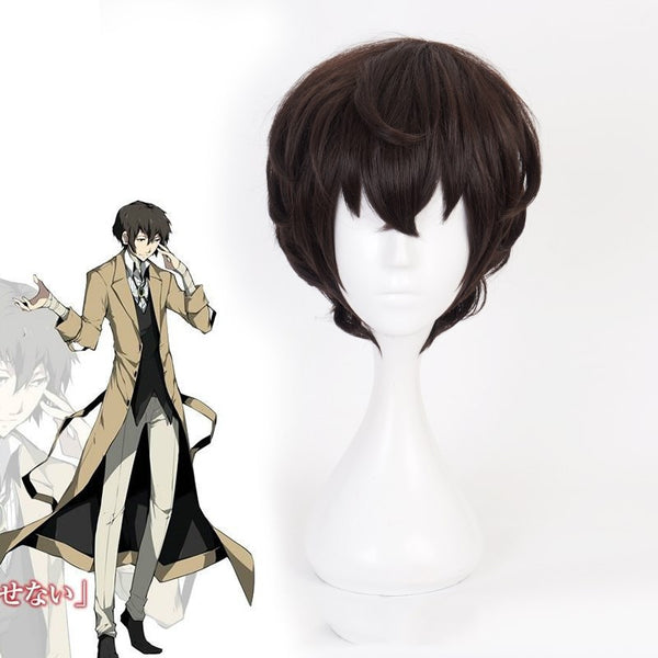 Bungo Stray Dogs cosplay wig   DB6132