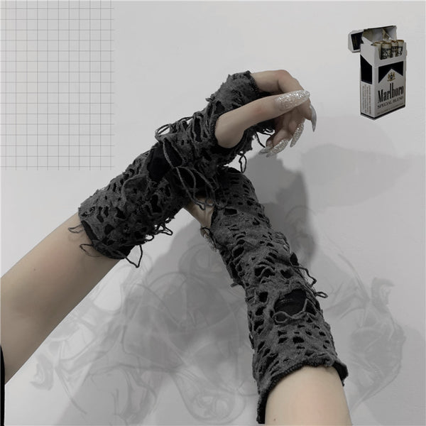 Sun protection gloves DB5327