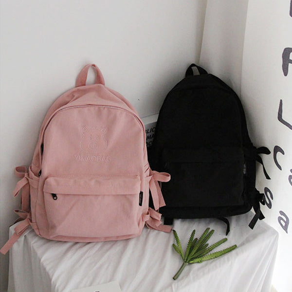Bowknot backpack DB6495