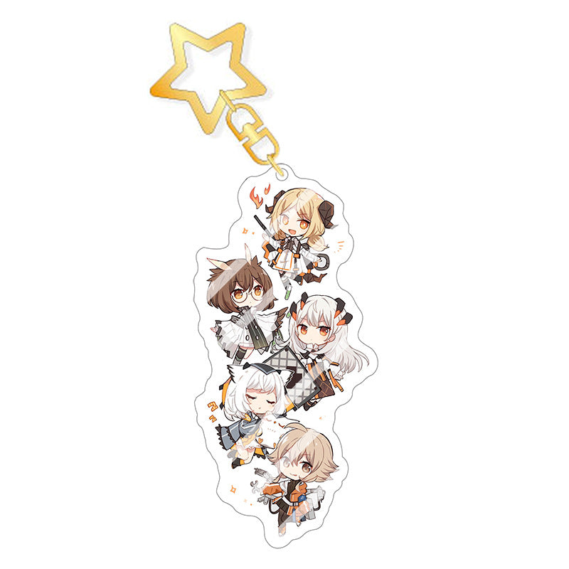 Anime Key Pendant DB5441