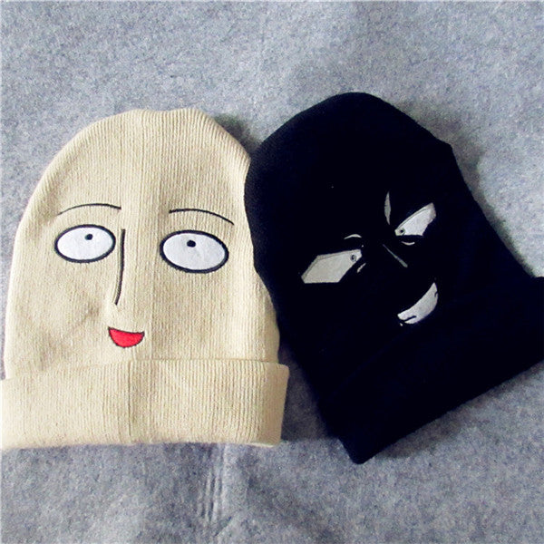 Cartoon knitted hat DB5493