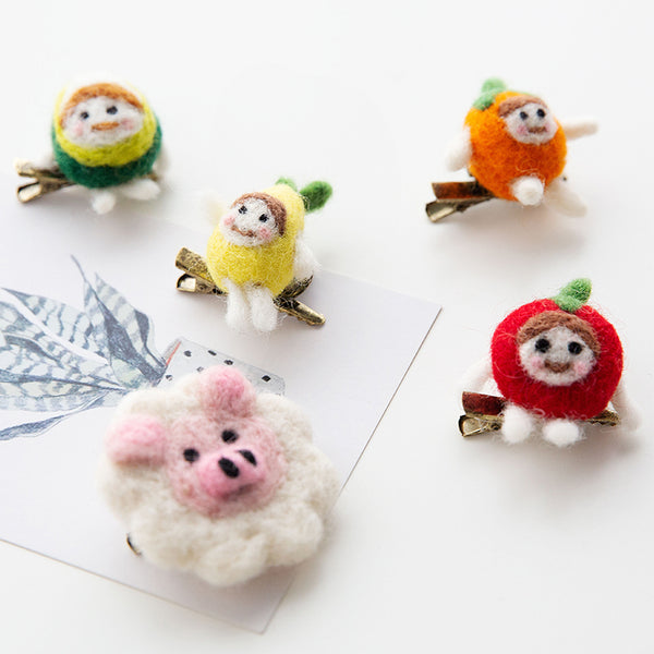 Cartoon hair clip DB4477
