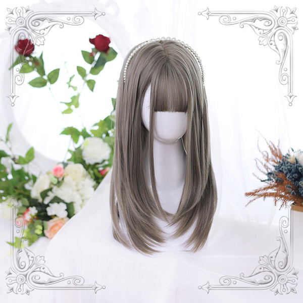 Lolita natural color wig DB4721