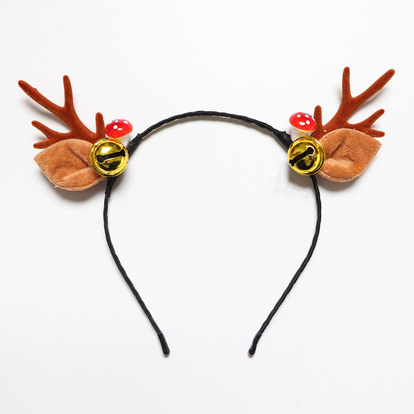 Christmas elk headband DB5022