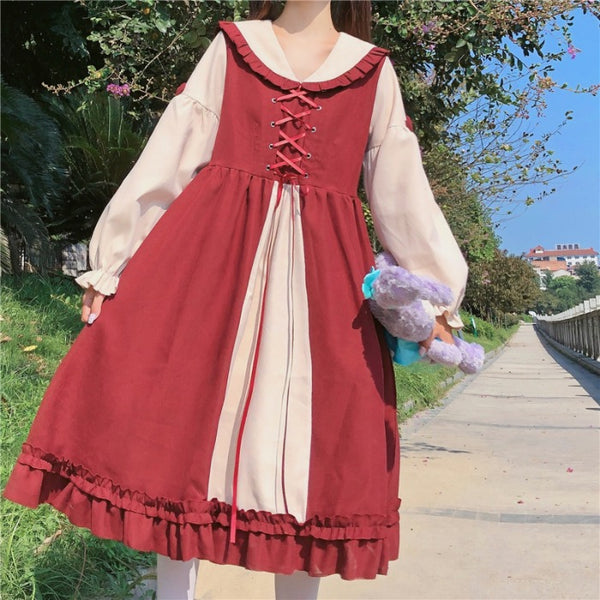 Lovely Lolita dress DB6283