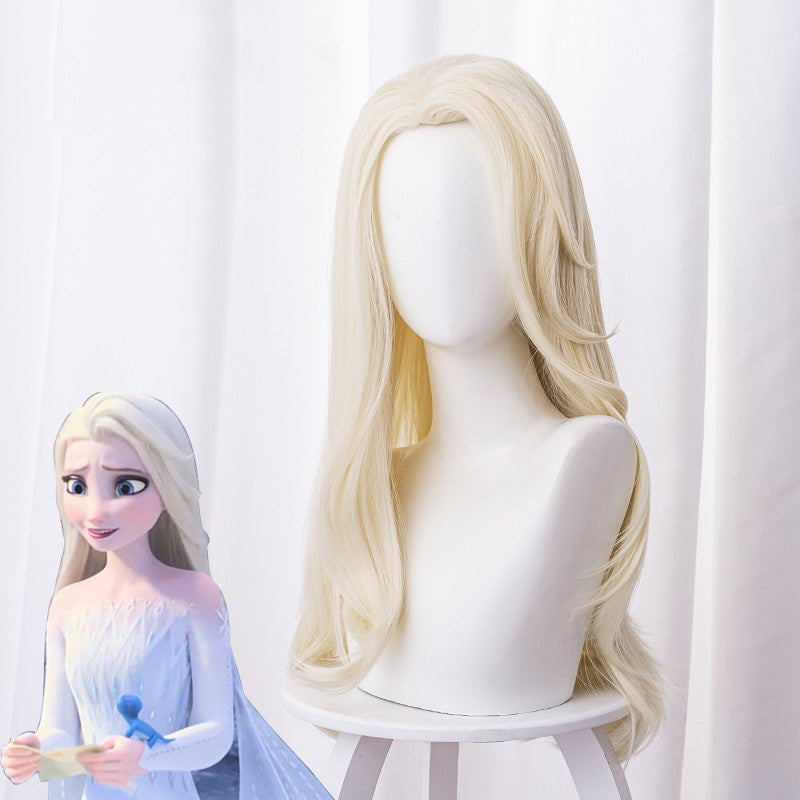 Frozen 2 cos Elsa wig DB4965