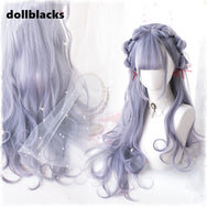 Original Lolita Long Curly Wig DB4816