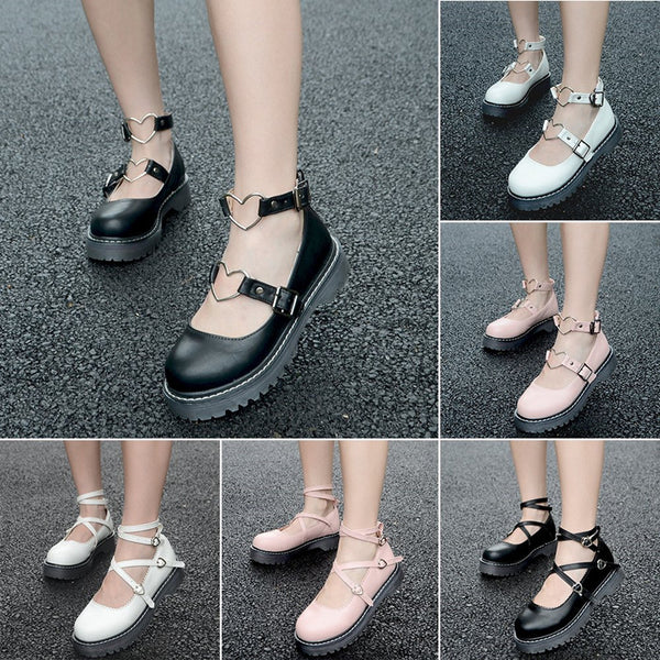Lolita Heart Single Shoes DB5937
