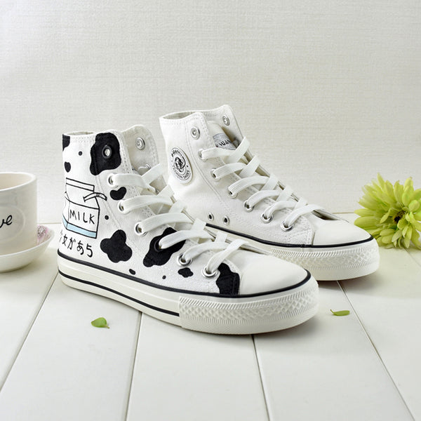 Milk graffiti casual shoes DB6052