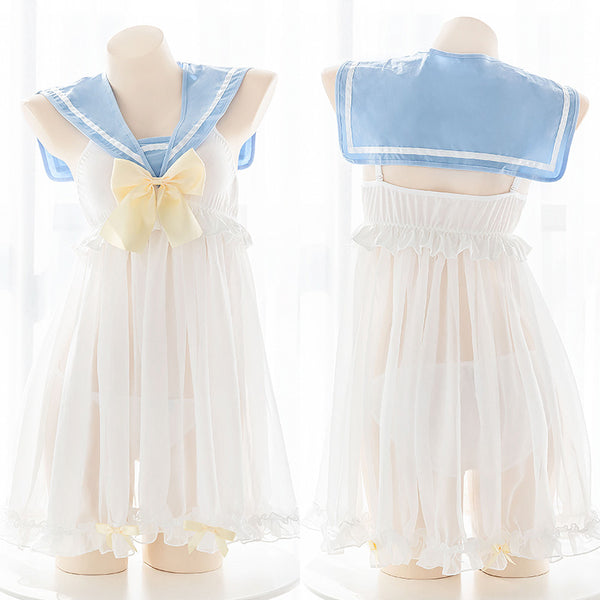 Sexy cos sailor uniform dress DB5010
